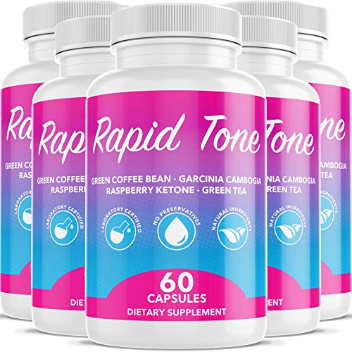 Rapid Tone Weight Loss Pills Supplement - Burn Fat Quicker - Carb Blocker, Appetite Suppressant, Fat Burner - Natural Thermogenic Extreme Diet Fast WeightLoss for Women Men (5 Month Supply) by Rapid Tone (Image #3)