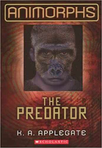 The Predator Animorphs Band 5 Amazonde Katherine Applegate
