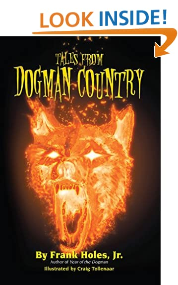 tales from dogman country michigan dogman folklore series book 4