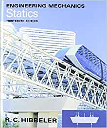engineering mechanics statics hibbeler 13th edition pdf download