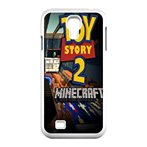 Cartoon Toy Story 2 for Samsung Galaxy S4 I9500 Phone Case 8SS458402