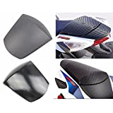 Carbon Pattern Rear Solo Seat Cowl for 2011-2018 Suzuki GSXR GSX-R 600 750 (Black)