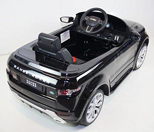 New Official Range Rover 12v Kids, Boys, Girls Ride On Car