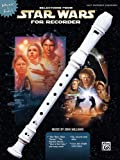 Selections from Star Wars for Recorder, , 0739053205
