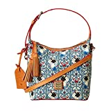 Disney Dooney & Bourke Princess Snow White Tassel Crossbody Bag