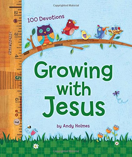Growing with Jesus: 100 Daily - Mall Maryland Outlet