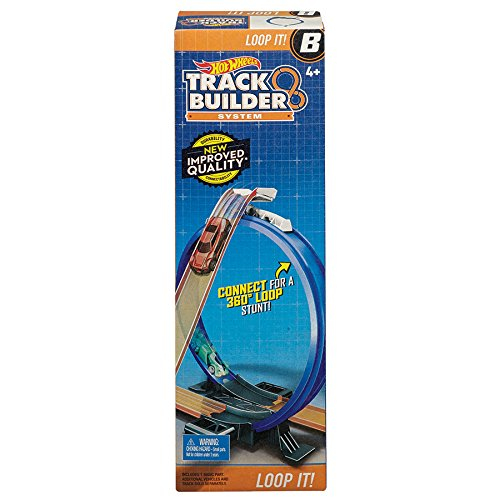 Hot Wheels Track Builder Loop