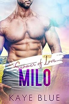 Summer Love Milo Kaye Blue ebook product image