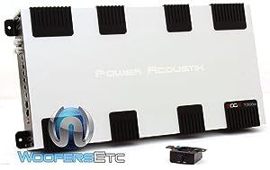 EG1-7000D - Power Acoustik Monoblock 7,000W Max Full Range Amplifier