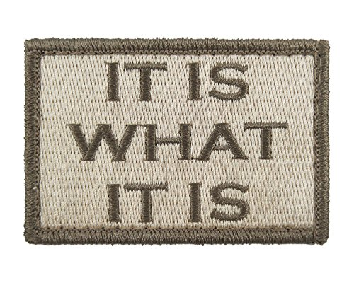 Tactical Embroidered Morale Tags Subdued