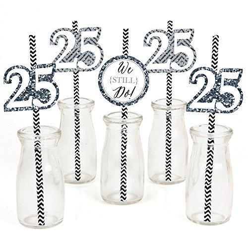 25th Wedding Anniversary Decoration Ideas: 25th Anniversary Party Decorations: Amazon.com