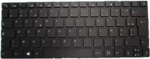 Laptop Keyboard for Purism Librem 13 V2 13 V3 13 VER2 VER3 French FR Black Without Frame New