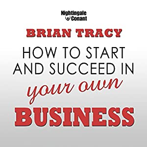 How to Start and Succeed in Your Own Business Speech