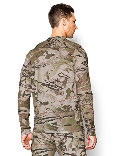 d2abb3e9 Amazon.com: Under Armour Men's Ridge Reaper Long Sleeve T-Shirt, Reaper Camo  (951)/Hearthstone, Small: Clothing