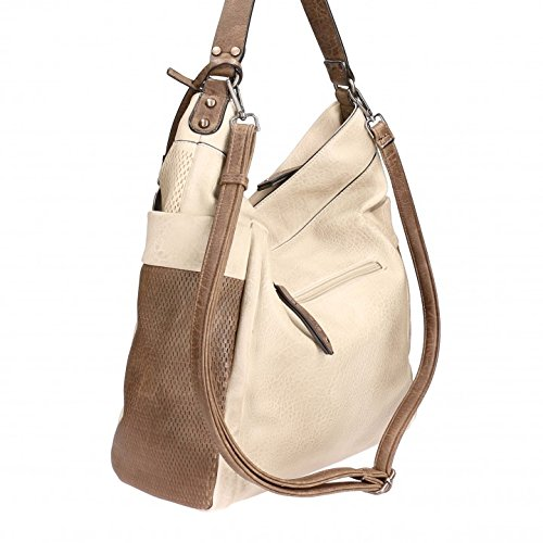 Suri Frey, Schultertasche, 10892 Jenny, sand/taupe (429), Handtasche