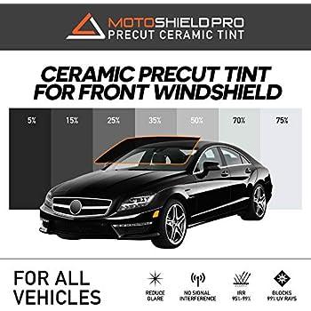 Als Liner ALS6X33B5 Premium DIY Automotive Window Tint Film 5/% VLT