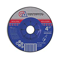Continental Abrasives Type 27 Grinding Wheels