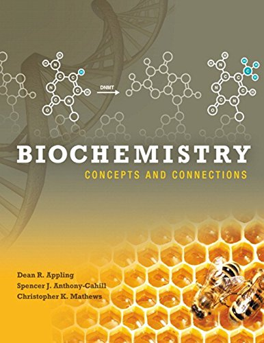 321839927 - Biochemistry: Concepts and Connections