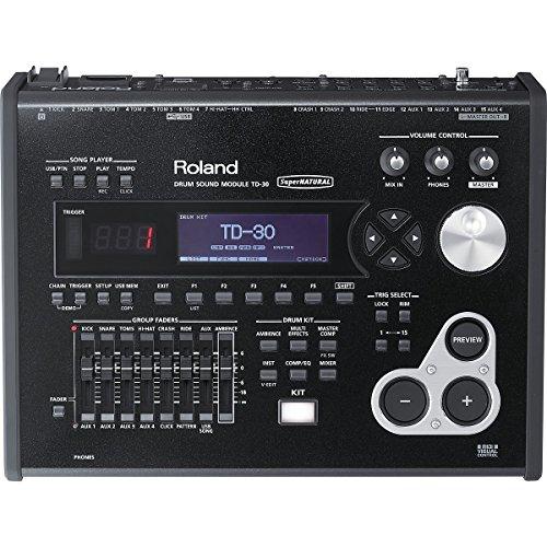Module Trigger Ddrum (Roland TD-30 Drum Sound Module)