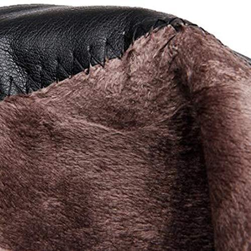 Inverno Inverno Inverno Primavera Boots 4 Donna Donna Donna Alti E Martin Autunno in Stivali Ms Cotone Tacchi Stivaletti wTqxAg8g
