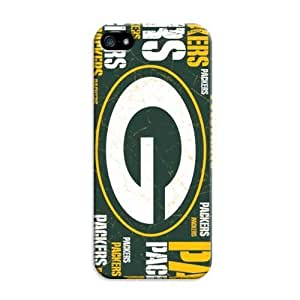 Nfl Green Bay Packers Logo Iphone 5C Hard Case - Green Bay Packers Football