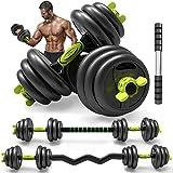 PIN JIAN Adjustable Weight Dumbbell Set of