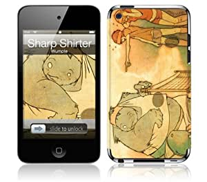Zing Revoluci-n MS-SHRP150201 iPod Touch-cuarto tapiz Gen-Sharp Shirter-Wumple