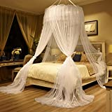 Dream princess bed canopy bed canopies, Elegant shading hanging mosquito net-B Full-size