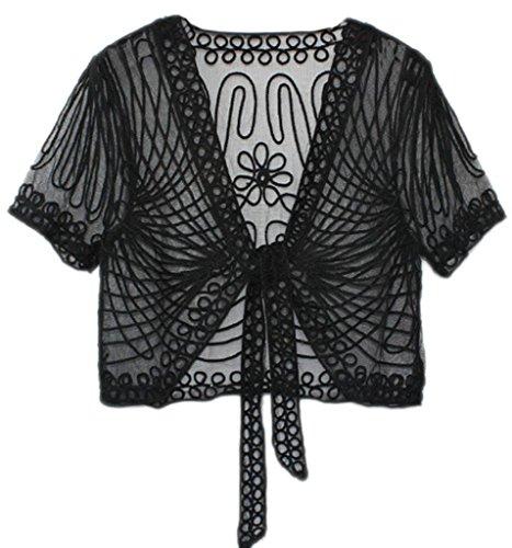 Alivila.Y Fashion - Torera - para mujer negro