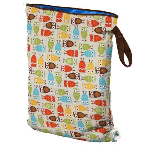 planet-wise-wet-diaper-bag-owl-large