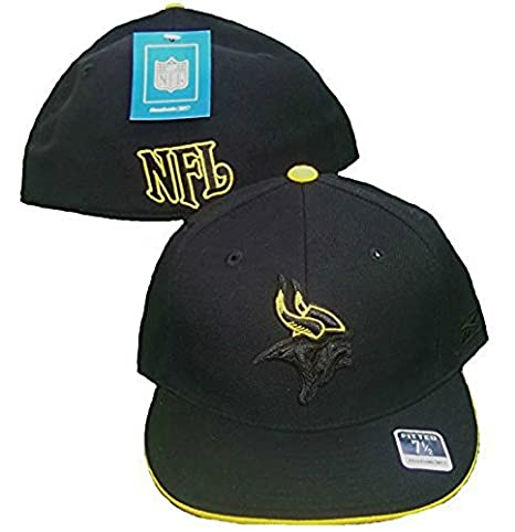Image Unavailable. Image not available for. Color  Minnesota Vikings Fitted  ... 2bdf69669b7