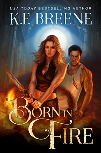 Pdf Thriller Born in Fire (DDVN World Book 1)