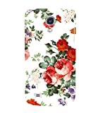PrintVisa Rose Painting 3D Hard Polycarbonate Designer Back Case Cover for Samsung Galaxy S4 mini I9195I :: Samsung I9190 Galaxy S4 mini :: Samsung I9190 Galaxy S IV mini :: Samsung I9190 Galaxy S4 mini Duos :: Samsung Galaxy S4 mini plus