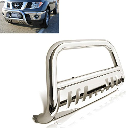 2011 nissan frontier grill guard - 4