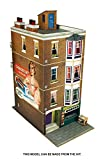 Build an Apartment Building with this kit. This is a self assembly card model kit requiring glue, craft knife, steel rule and other optional items to cut, build and complete. Product No.: CB010 Dimensions of finished model (mm): 142(w) x 330(...