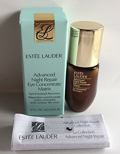 - NEW! ESTEE LAUDER ADVANCED NIGHT REPAIR EYE CONCENTRATE MATRIX 5 ML/.17 OZ