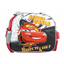 Disney Pixar Cars Lightning McQueen 'Racing the World' Insulated Lunch Bag