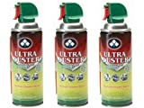 8 oz. Ultra Duster Industrial Strength Multi-Purpose Duster (3 Cans)