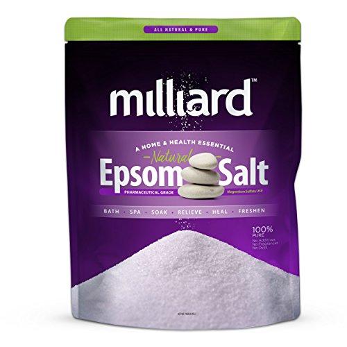 Milliard Epsom Salt 19 lbs. Magnesium Sulfate BULK Bag