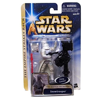 """Star Wars the Empire Strikes Back """" Snowtrooper """" Battle of Hoth"""