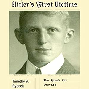 Hitler's First Victims Audiobook
