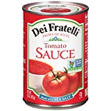 gluten free tomato paste - Dei Fratelli Tomato Sauce - All Natural - No Water Added - Never from Tomato Paste - 5th Generation Recipe (15 oz. cans; 12 pack)