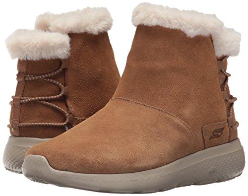 On Women''s City 2 the Boots Chestnut go Skechers a5xqId