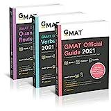 GMAT Official Guide 2021 Bundle, Books + Online