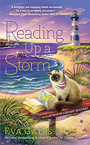 Lighthouse Bodie - Reading Up a Storm (A Lighthouse Library Mystery)