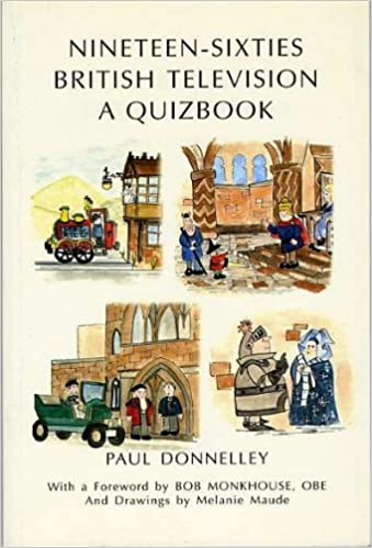 1960s British Television A Quizbook Amazoncouk Paul Donnelley