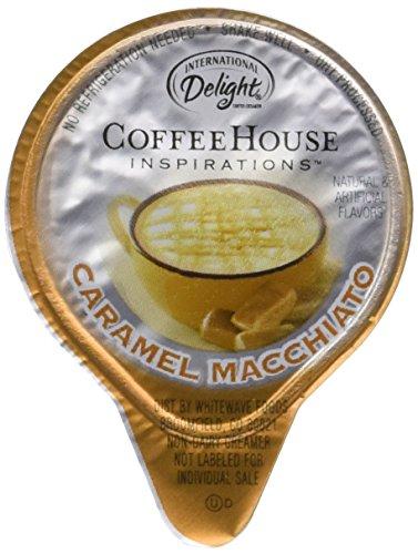 International Delight Caramel Macchiato, 288 Count Single-Serve Coffee Creamers