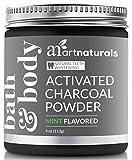 Artnaturals Activated Charcoal Powder, 4 Ounce