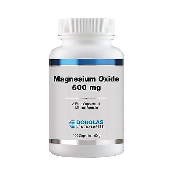 Oxido de magnesio