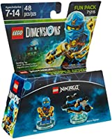 LEGO Dimensions Fun Pack Ninjago Jay - Ninjago Jay Edition